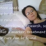 Living with Severe ME/CFS: Laurel's Testimony to the CFSAC (2009) - YouTube