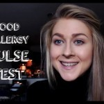 Food Allergy Pulse Test. Food Sensitivity Testing At Home. - YouTube