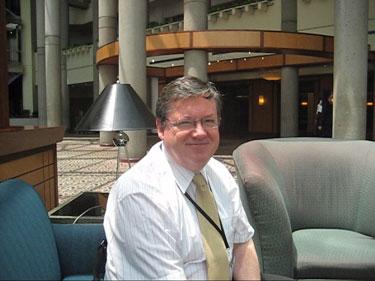 Dr DeMeirleir kicks off ME/CVS Vereniging's series of video interviews with ME/CFS professionals