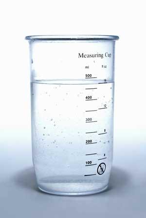 measuring glass