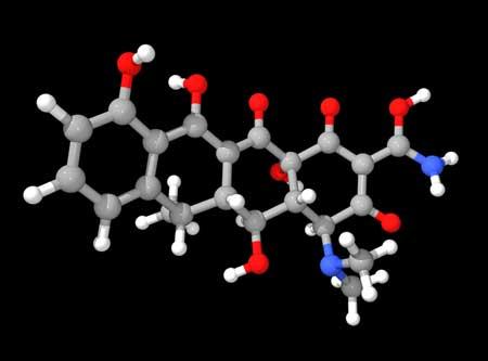 doxycycline molecule