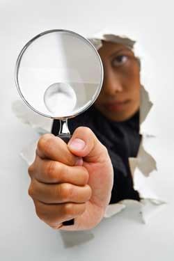 picture of investigator