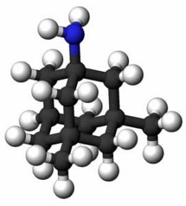 memantine-molecule