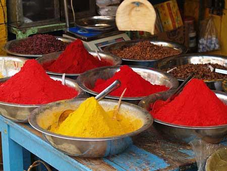Bangalore spice market