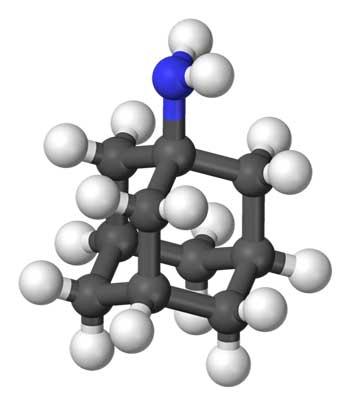 amantadine molecule