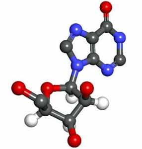 Inosine chemical structure