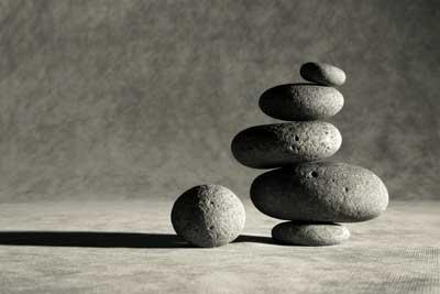 out of balance rocks