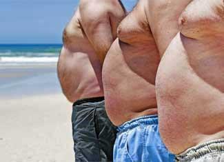 big stomachs