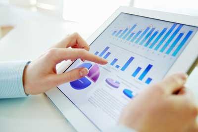 Produce reports using Fibromapp