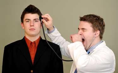 Doctors that aren't listening are no help