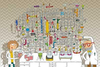 Laboratory-Maze