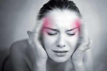 Headache is a common symptom of IIH