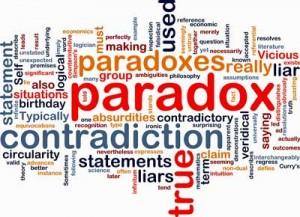 paradox words