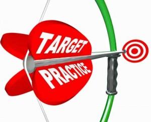 hitting-target