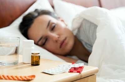 The Chronic Fatigue Syndrome and Fibromyalgia Sleep Survey Results