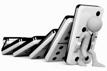dominoes-cascade