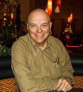 Dan at Conference