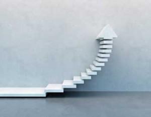 Upwards-stairs