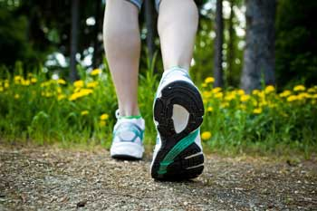 gait chronic fatigue