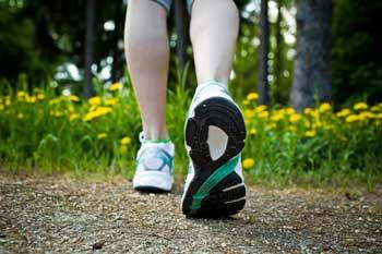 gait chronic fatigue