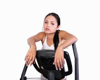 exercise test chronic fatigue