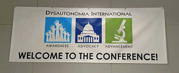 2018 Dysautonomia International Conference I: Small Fiber Neuropathy, POTS, MCAS and Vagus Nerve Stimulation