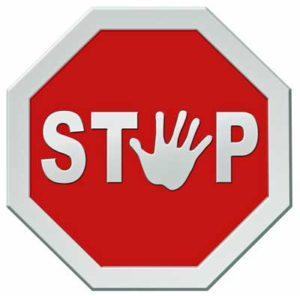 stop patent POTS