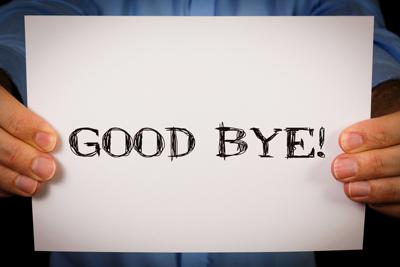 good bye CFSAC