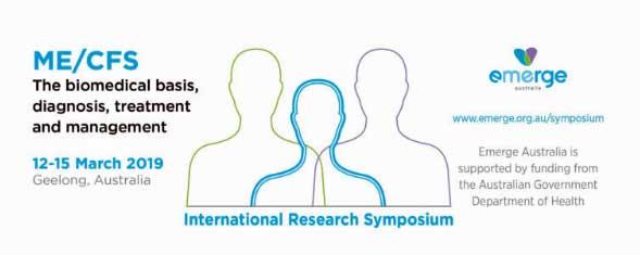 EMERGING Insights: The Australian ME/CFS Symposium Livestreamed