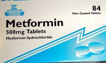 metformin fibromyalgia