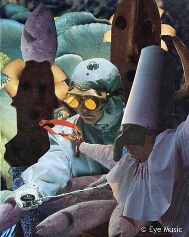 Ken Anbender - Guardians of Sushi