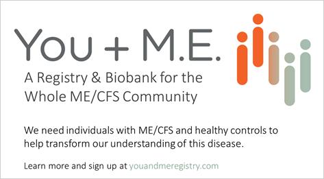 You+M.E. Patient Registry