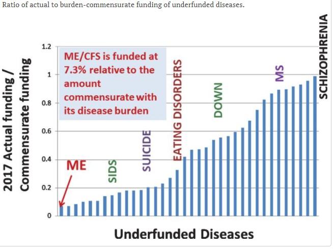 burden of illness ME/CFS Mirin